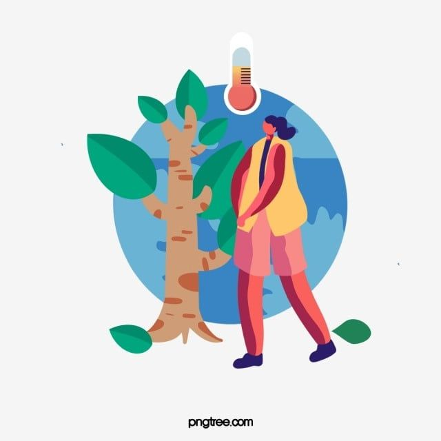 Hand Drawn Cartoon Global Warming Tree Illustration Planting Trees Earth Warming Png Transparent Clipart Image And Psd File For Free Download Tree Illustration How To Draw Hands Cartoon Globe