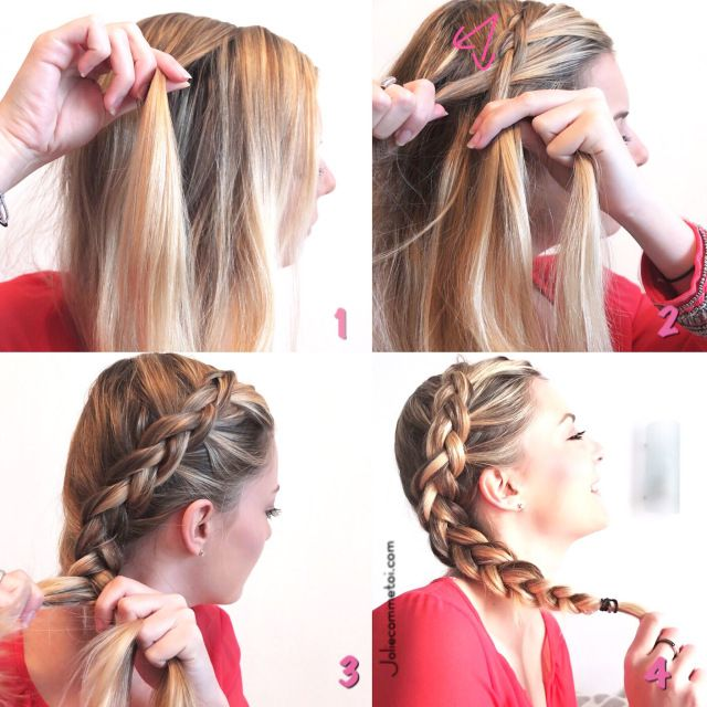 17 best images about tresse cheveux on pinterest bandeaus my hair and cool braids. Black Bedroom Furniture Sets. Home Design Ideas