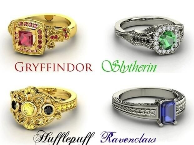 25 best ideas about harry potter engagement ring on pinterest harry potter wedding rings harry potter engagement and rose gold diamond ring - Harry Potter Wedding Rings