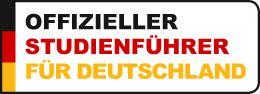Störer Offizieller Studienführer für Deutschland
