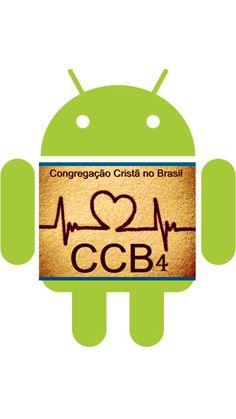 Aplicativos CCB para celular Android