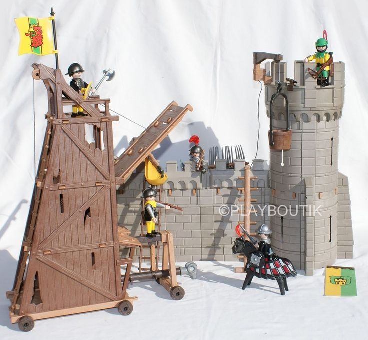 25 best ideas about playmobil fort on pinterest playmobil chevalier chateau princesse. Black Bedroom Furniture Sets. Home Design Ideas