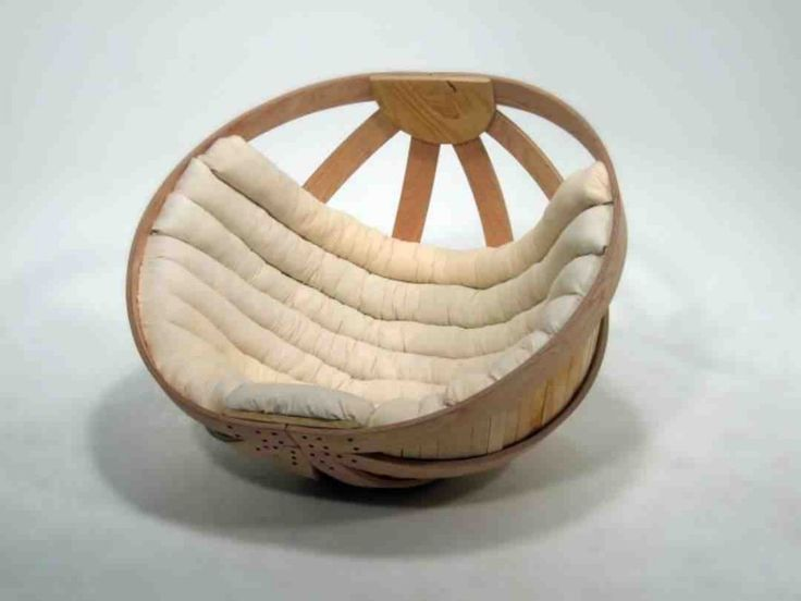Papasan Swivel Rocker Cushion