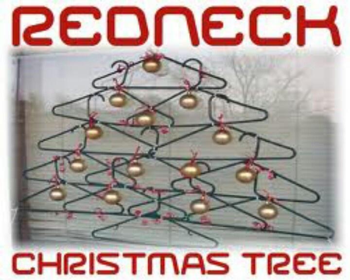 46 Best Redneck Christmas Images On Pinterest Redneck Christmas  - Redneck Christmas Tree Decorations