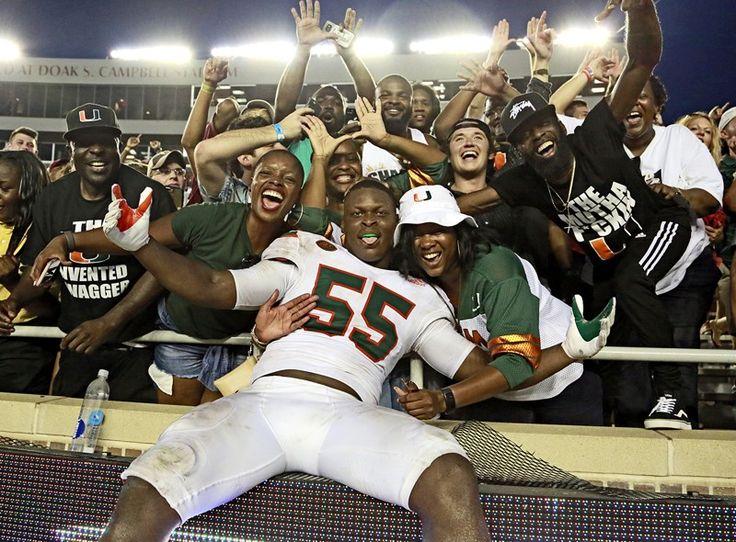 Photos: Miami Hurricanes vs. Florida State Seminoles