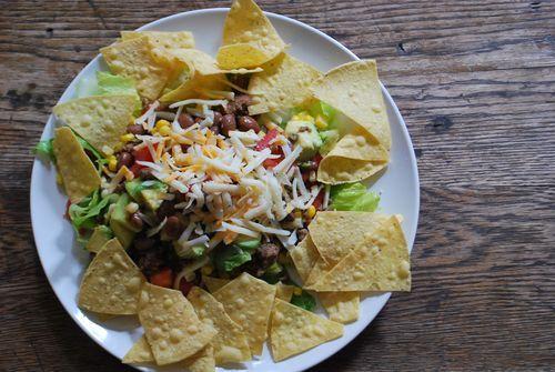 Taco SaladMr. Tacos, Salad Recipe, Summer Tacos, Rich Things, Mexicans Mania, Tacos Salad, Taco Salads, Entertainment Ideas, Mania Tacos