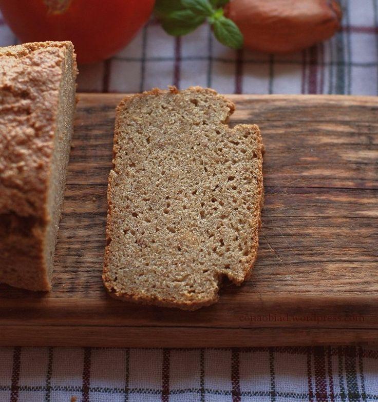 Chleb amarantusowy bezglutenowy