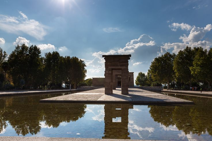 Temple Debod - Madrid by Steen Rasmussen on 500px