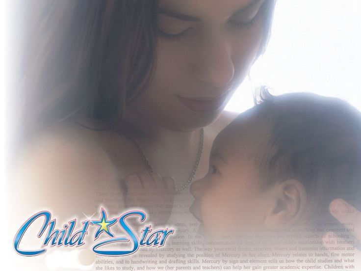 ASTROLOGY REPORT (FOR PARENTS), CHILD STAR, CD, EMAIL, BIRTH CHART