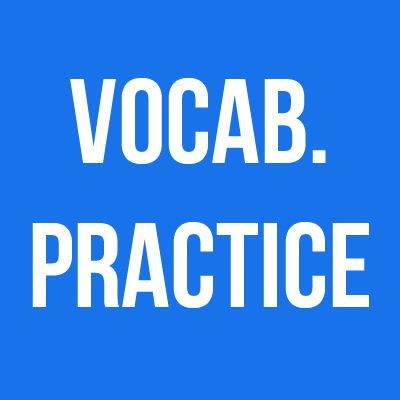 Vocabulary Workshop - Free English vocabulary exercises and tests online
