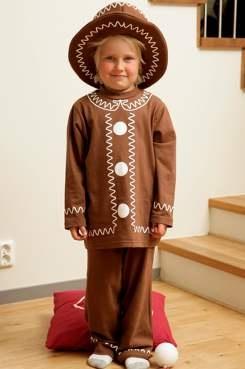 gingerbread man costume - cute hat