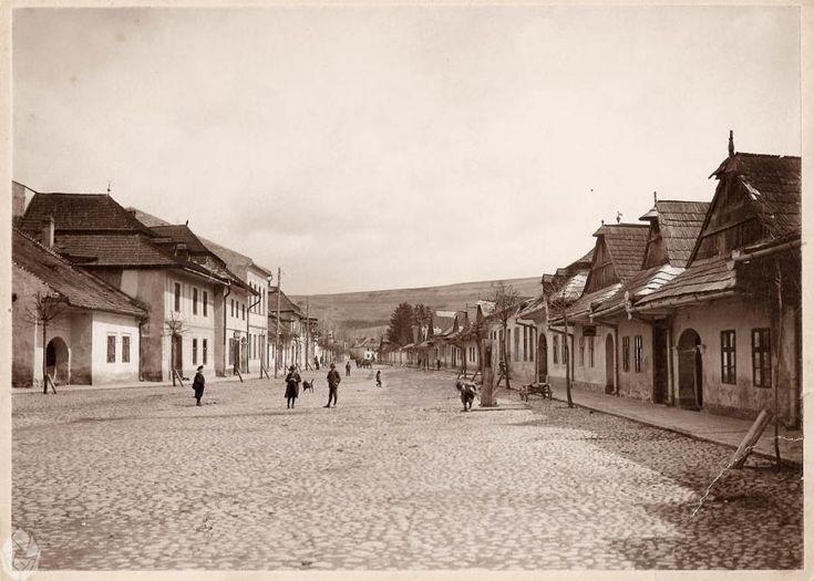 Kežmarok, ul.Starý trh | Album fotografii Nowego Targu