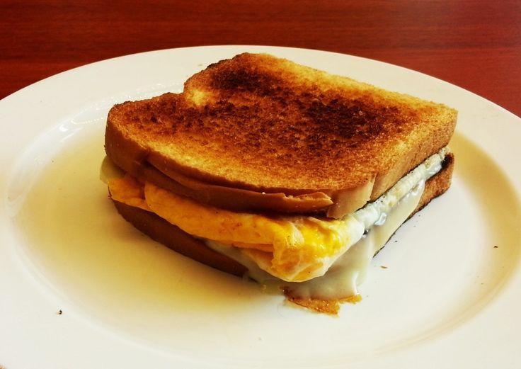 Sandwich de Huevo SaporeMio