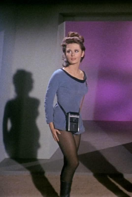 Dr. Helen Noel - Star Trek TOS