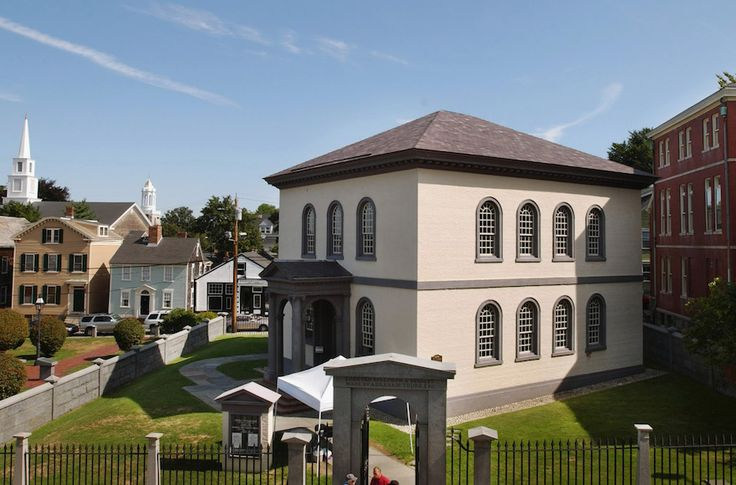 NEW YORK (JTA) — The story of America's oldest synagogue, as told by retired Supreme Court Justice David Souter, is the story of American Jewish history. Touro Synagogue in Newport, Rhode Island, Souter wrote, was built in the 1700s by Sephardic merchants whose community then declined. In the late 1800s, Eastern European Jews arrived in...