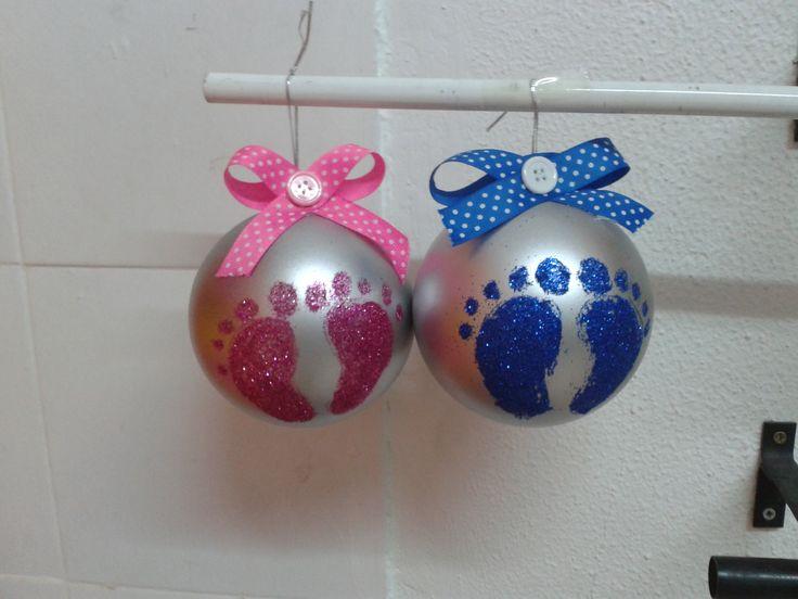 M s de 25 ideas incre bles sobre bolas de navidad - Bolas de navidad grandes ...