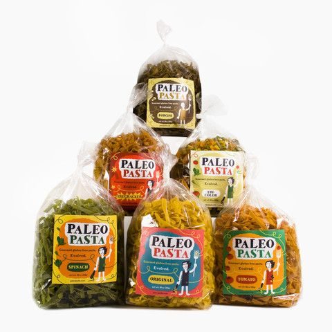 paleo pasta!  expensive, but would probably be good!  I may just stick with putting my sauces over zucchini.