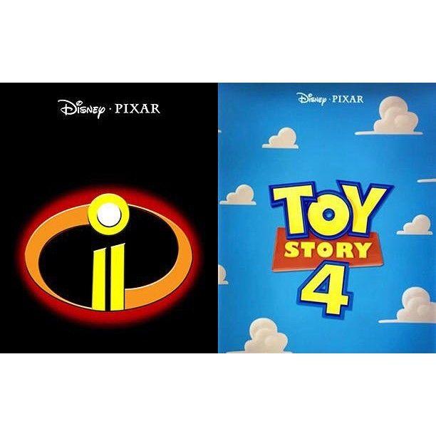 『トイ・ストーリー4』公開日延期で2019年に、『Mr. インクレディブル2』が前倒しで2018年公開へスイッチ #トイストーリー  #toystory  #Mrインクレディブル  #mrincredible  #ピクサー  #pixar  #ディズニー #disney  #映画