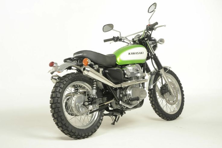Kawasaki W800 Street Scrambler