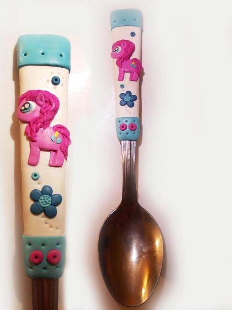 Én kicsi pónim/ My Littel Pony (rózsaszín-kék )müzlis-