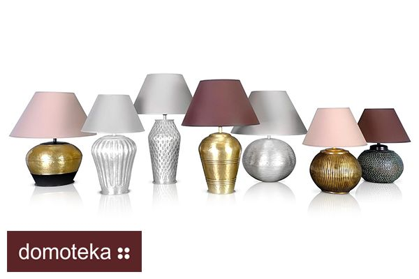 Nowa kolekcja lamp w Sharda Home.