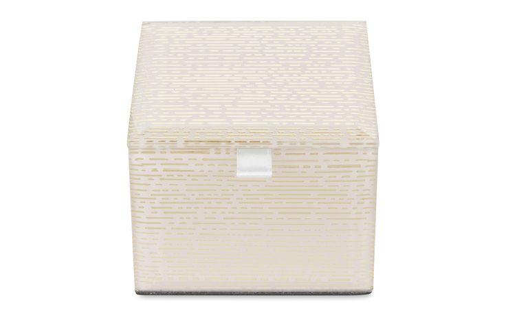 Laura Ashley blush jewellery box