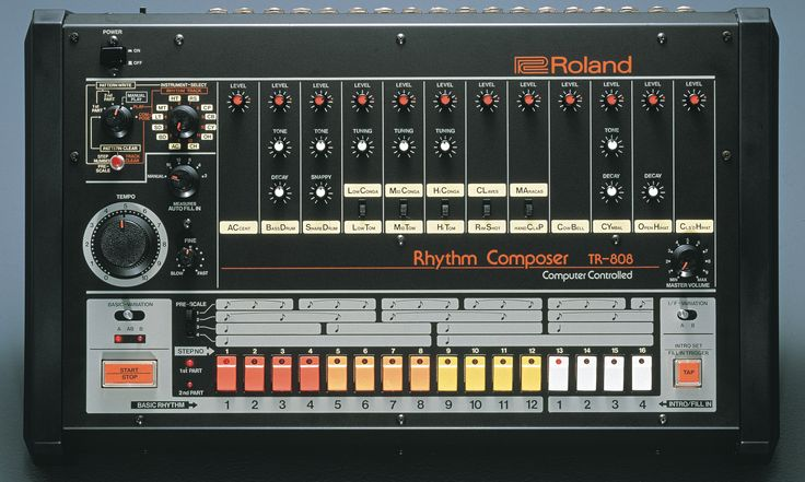 The Roland TR-808: the drum machine that revolutionised music