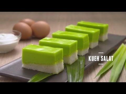 Kueh Salat | Cooking For Love (S2) | Asian Food Channel - YouTube