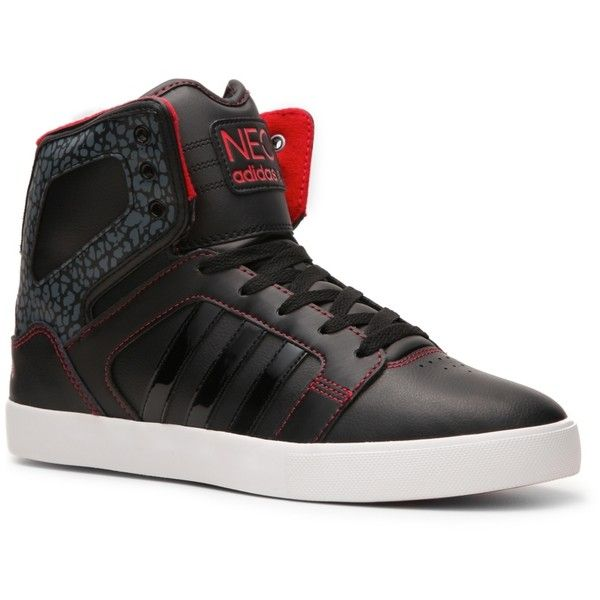 adidas NEO High-Top Sneaker - Mens ($60) via Polyvore