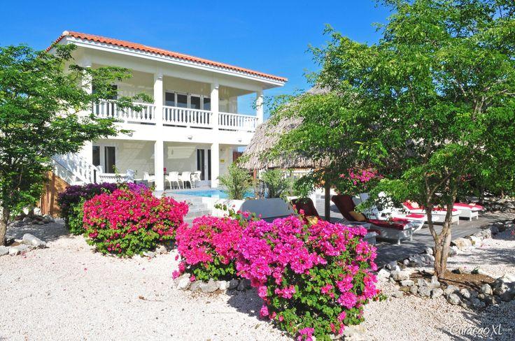 Vakantiehuis Caribbean Sea - Coral Estate