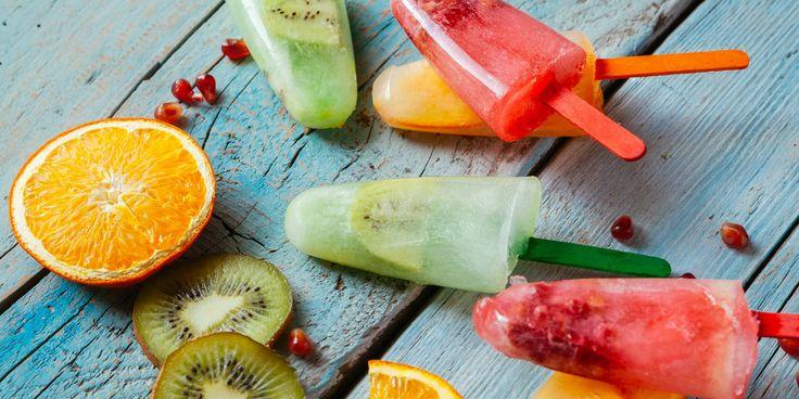 14 recettes pour faire des glaces maison
