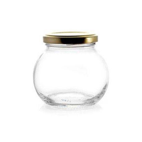 20 Bocaux en verre Leonardo 106 ml