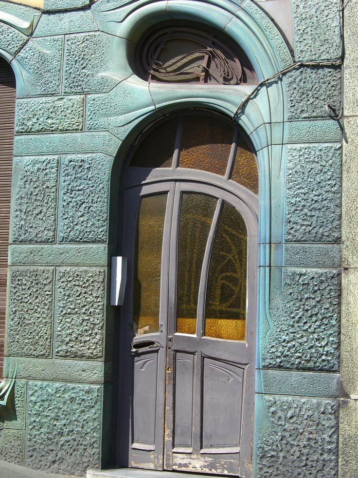 745 best art nouveau architecture images on pinterest for Decoration maison 1930 lille