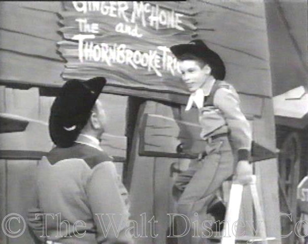 Just thirteen when hired, Don was immediately featured in Mouseketeer production numbers. He was a good singer, but his dancing skills were never put to much use. His greatest asset was his acting ability, which director Sidney Miller utilized in several skits where Don had lead roles.