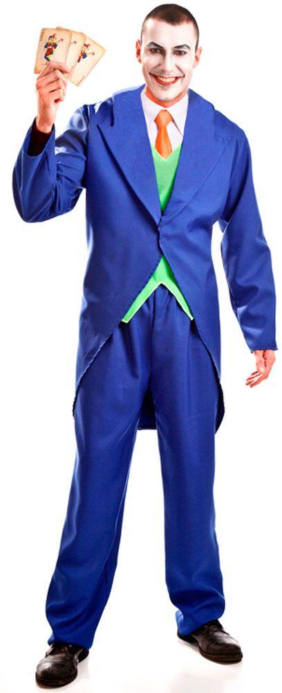 Disfraz de Joker para hombre para Halloween