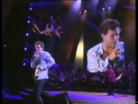 Jon Bon Jovi – Travellin' Band / Proud Mary (Wembley 1997) – Patti Claes
