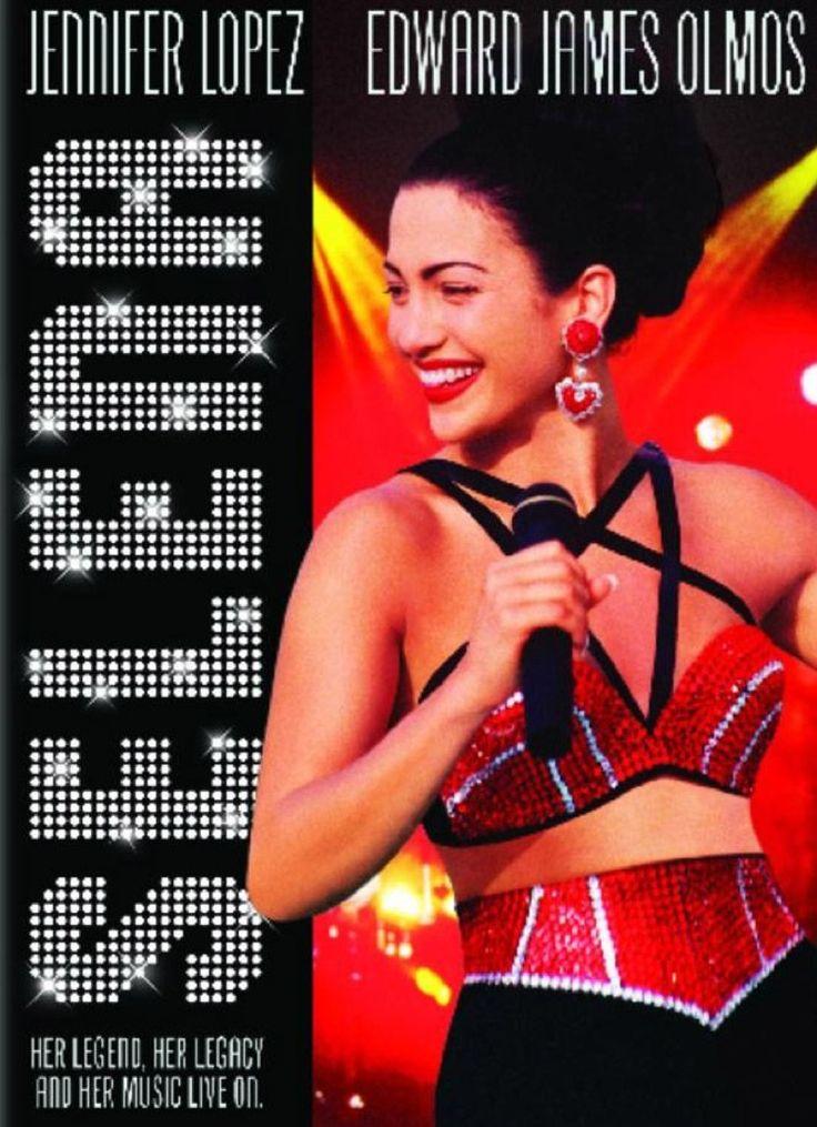 Selena movie poster. (1997)