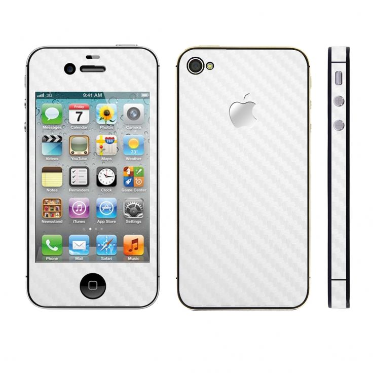 Skins är det perfekta skyddet för din iPhone 4s
