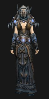 Frost Witch's Garb (Lookalike) - Transmog Set - World of Warcraft