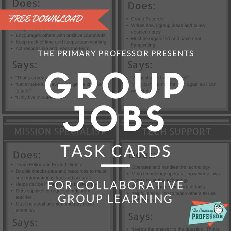Collaborative Classroom Jobs : Best freebies the primary professor images on pinterest