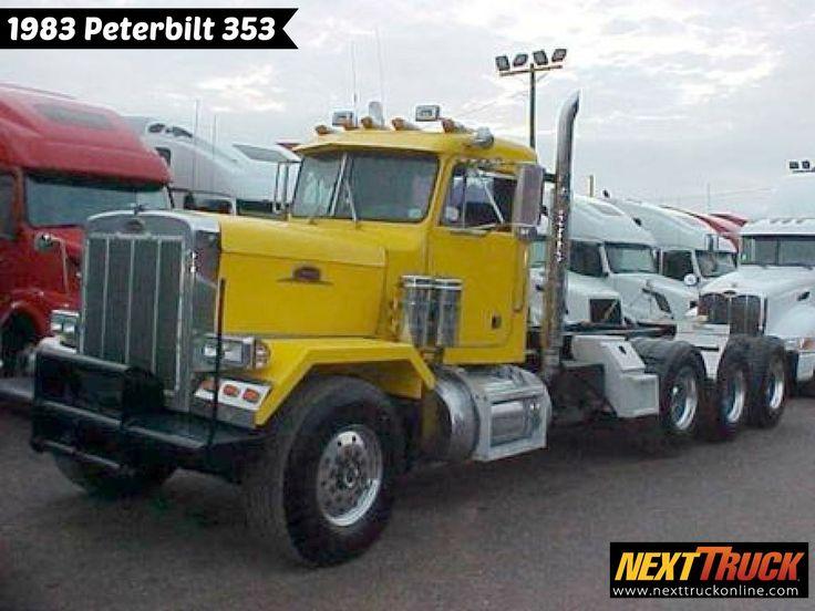 1983 Peterbilt 353