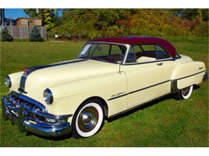 18 best 1950 pontiac images on pinterest vintage cars for 1950 pontiac 2 door