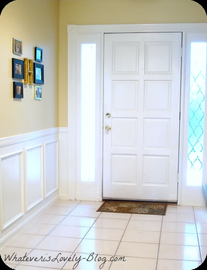 Best 25 Faux Wainscoting Ideas On Pinterest