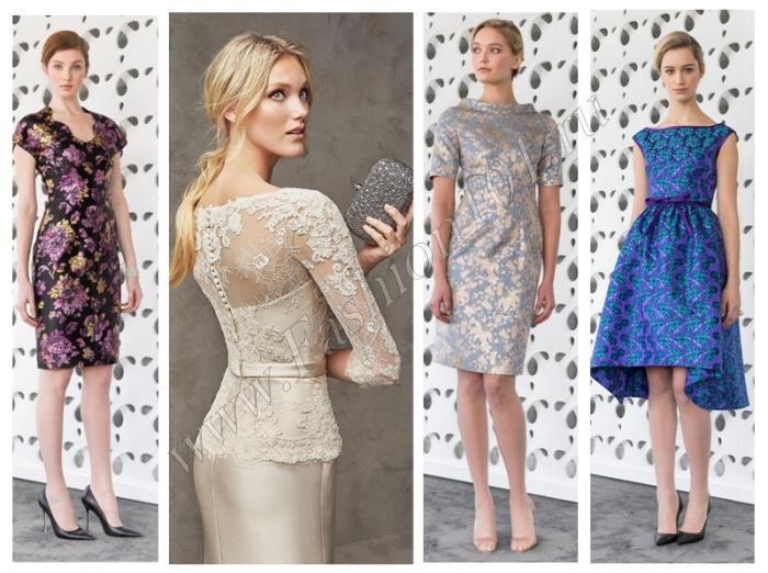 Коктейльные платья 2016