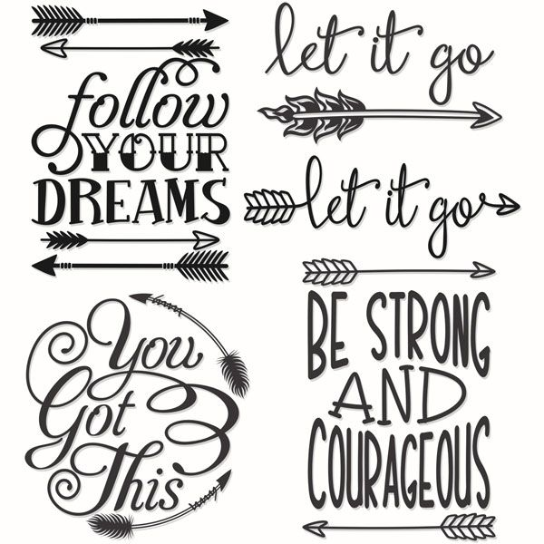 inspirational Arrow Cuttable Designs Svg Designs