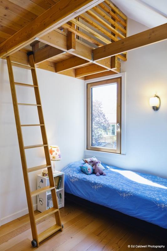 kids room - loft idea