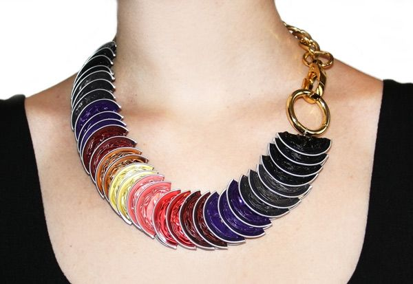 Necklace nespresso