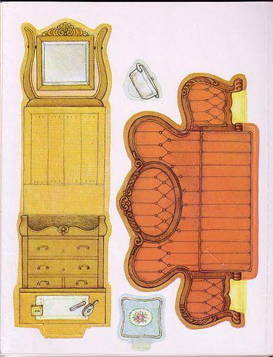 381 best images about paperdoll accessories on pinterest for Hallmark fairy door