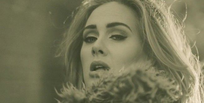 Adele's single 'Hello' is already breaking records - GeekSnack