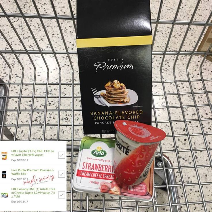 3 FREE Publix Items (Check your Publix Coupon App) http://simplesavingsforatlmoms.net/2017/09/3-free-publix-items-check-your-publix-coupon-app.html #Publix #Coupons